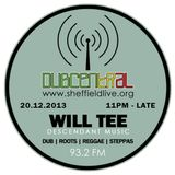 Dubcentral Radio - Will Tee 20.12.2013 (End of Year Show)