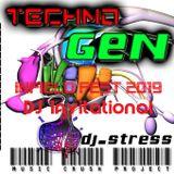 Technogen (M.C.P) - Infield Fest Mix 2019 (Full)
