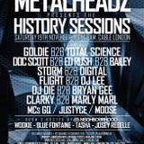 Marly Marl B2B Clarky Part 2 - We Fear Silence Present Metalheadz History Sessions