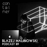 Container Podcast [89] Blazej Malinowski (Live)
