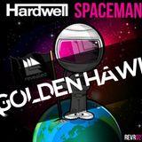 Hardwell & Swedish House Mafia - Spaceman vs Leave The World Behind (Golden Hawk Bootleg)