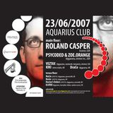 PsyCodEd & Zoe.Orange - Live @ Diggarama - 1st Anniversary (Aquarius, Zagreb - 23.06.2007)