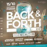 Standerwick live @ Euforia Festival pres. Back & Forth 2.0 , Hala Arena, Poznan, Poland (15-10-2016)