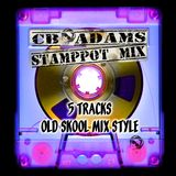 "OLD SKOOL STYLE MIXED .. 5 tracks all mashed up a.k.a.  STAMPPOT   ""preview """