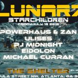 dj Michael Curran - Live @ Lunar7, Atlanta GA 19July2013