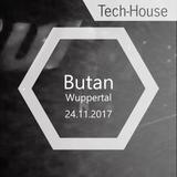 Simonic @ Butan // 25.11.2017 // Tech-House