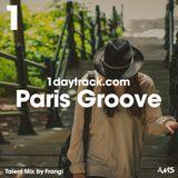 Talent Mix #54   Frangi - Paris Groove   1daytrack.com