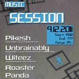 Pikesh_b2b_Unbrainably@Bašta_Music_Session(9.12.2011)_Part_2