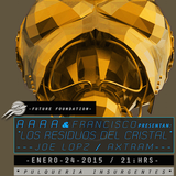 Los Residuos del Cristal (AAAA & Francisco) live @ FUTURE FOUNDATION