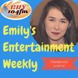 Emily's Entertainment Weekly - Thursday 24th August - Week 3
