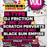 Savage & MC Fantom - VOLT Festival - inMedio stage 110701