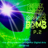 FunkyTimeGraphicsBomb_live@ExpressionCollege_09-10-10_Part2