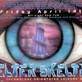 DJ Destruction Helter Skelter 'Easter Bank Holiday Extravaganza' 14th April 1995