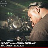 Spooky - BBC 1xtra Guest Mix - 31.10.2015