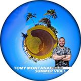 Tomy Montana - Summer Vibes (promo mix 2017 julius)