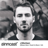 sinncast* #046 - J.Morrison (Alfresco Disco / Roots For Bloom / UK)