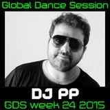 Global Dance Session Week 24 2015 Cheets With DJ PP