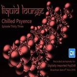 Liquid Lounge - Chilled Psyence (Episode Thirty Three) Digitally Imported Psychill November 2016