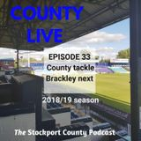 County tackle Brackley next