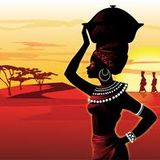 AFRIKAN TRIBES