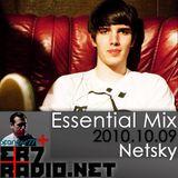 Netsky Live @ Essential Mix 2010-10-09