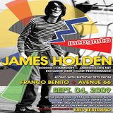 James Holden - live at Incognito, King King Club, Hollywood (2009.09.04.)