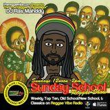 Sunday School Reggae Show Mar 19th 2017