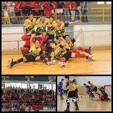 L'equip del Noia Freixenet guanya el Campionat Infantil d'hoquei celebrat a Flix.