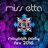 Morning set @Mayagik Party 07 fev 2016