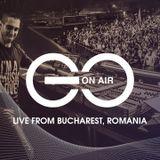 Giuseppe Ottaviani presents GO On Air - LIVE from Bucharest, Romania