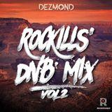 Rockills' DnB Mix Vol.2