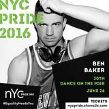 Countdown To NYC Pride 2016 - Ben Baker