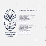 U Know Me Radio #173 | Swindle | Shlohmo | Blockhead | Kid Koala | Nohidea | Rabit | Suff Daddy
