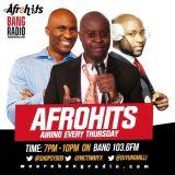 #AfrohitsOnBang: @MCTimmyX @shopsydoo @DjYungMilli 10.12.2015 7-10pm