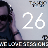 TANNO the KID / We Love Sessions (Urban Mix) / #26