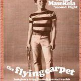 Hugh Masekela on the carpet (second flight) - TheFlyingCarpet RadioShow (22jan10)