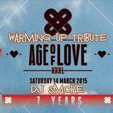 Dj Smoke - Countdown To Age Of Love XXXL 2015