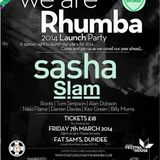 (Dan)ROOTS@We Are Rhumba Launch Party 7/3/14