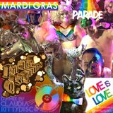 KITTYDISCO MIX for the love of sequins MARDI GRAS PARADE 2016 #loveulikedisco