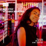 Shy Eyez W/ Anna Morgan: September '17