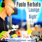 Paolo Barbato - Capra Lounge Night 22/07/15