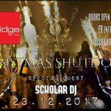 Faded Xmas Shutdown 23/12/17