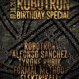 Art Style: Techno   Robotron Birthday Special : ELEKTRIKALL