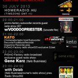 21-22h(GMT+1) Zoltán Katona (KATO) (Homeradio/DJ/Subwoofer Records) pres. PrOmO-Factory Radio Show25