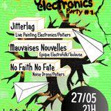 JITTERLAG LiVe@LaRegratterie / La Regratt' Electronics Party #1 - LiVeSeT