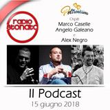 Poltronissima - 3x84 - 15.06.2018 - Marco Caselle, Angelo Galeano e Alex Negro