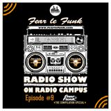 Fear le Funk Radio Show on Radio Campus Vienna - Episode #9
