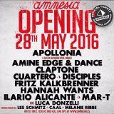 2016.05.28 - Amine Edge & DANCE @ Amnesia, Ibiza, ES