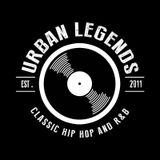 Urban Legends Classic Hip Hop, New Jack Swing and R&B In The Mix 14-08-16