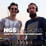 NGS Sessions Vol. 2 - Agustin Toffolini B2B Bern Hardt [28/08/2018]